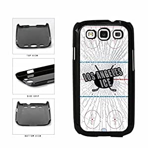 Los Angeles Ice Plastic Phone Case Back Cover Samsung Galaxy S3 I9300