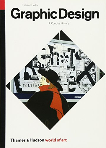 (Graphic Design: A Concise History, Second Edition (World of Art) )
