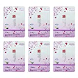 Essence Sheet Mask Aritaum Mask Collagen Essence Face Moisture Pack (6 Sheet) - Korean Cosmetic Facial Beauty Healing Sheets