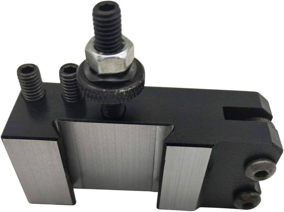 Wedge GIB Type Quick Change Toolpost Tool Holder for Lathe Tools