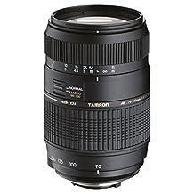 Tamron AF 70-300mm f/4.0-5.6 Di LD Macro Zoom Lens with Built In Motor for Nikon Digital SLR (Model A17NII)