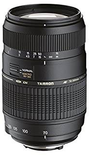 Tamron AF 70-300mm f/4.0-5.6 Di LD Macro Zoom Lens with Built in Motor for Nikon Digital SLR (Model A17NII) (B0012UUP02) | Amazon Products
