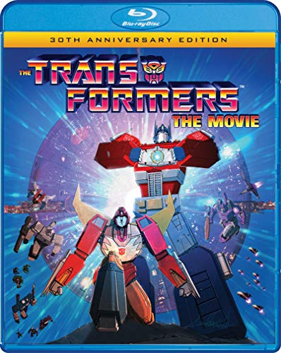 Transformers: The Movie (30th Anniversary Edition) [Blu-ray] (Gi Joe The Movie Blu Ray)