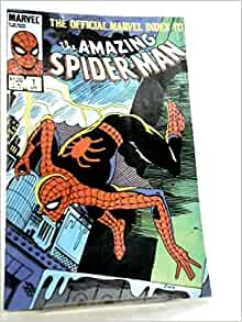 The Official Marvel Index to The Amazing Spiderman No 1 ...
