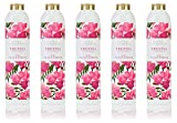 MARKS & SPENCER Freesia Silky Talcum Powder 200 g. (5 Pack)