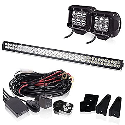240w 42in spot flood barra led largo alcance faros de trabajo led ...