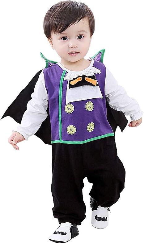 Amazon.com: Disfraz de vampiro gótico para bebé de FANCYINN ...