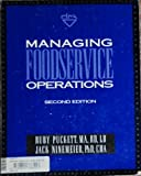 img - for Managing Foodservice Operations: A Systems Approach for Health Care and Institutions by Ruby P. Puckett (1993-11-03) book / textbook / text book