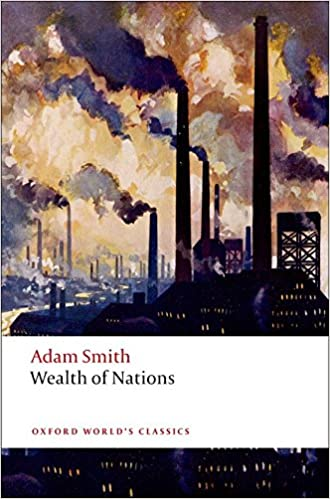 Book Wealth of Nations: A Selected Edition (Oxford World's Classics)
