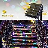 Solar Fairy Lights,JMEXSUSS Outdoor Solar String
