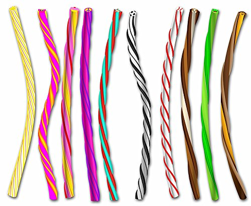 Westcott 500-66614 Eraser Stick and Twist It Eraser (Pack of 100) by Westcott (Image #4)