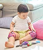 Baby Knee Pads for Crawling (2 Pairs) | Protector
