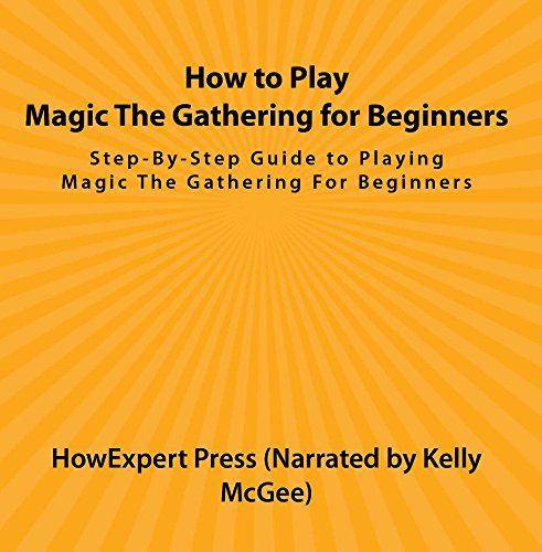 Price comparison product image How To Play Magic The Gathering For Beginners