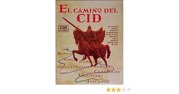 El Camino del Cid Digipack (2 DVD-Libro): Amazon.es: Varios ...