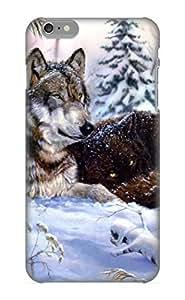 New Design Shatterproof Utrhvx-2010-yfaqesv Case For Iphone 6 Plus (animal Wolf) For Lovers hjbrhga1544