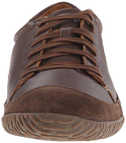 Keen Footwear Scarpe Uomo Hilo Lacci uomo Scarpe Da Ginnastica In Pelle nero grigio Terra Scura