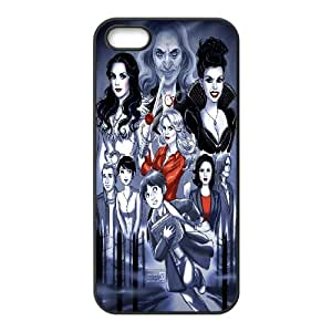 [H-DIY CASE] For Apple Iphone 5 5S -TV Show Once Upon a Time-CASE-7