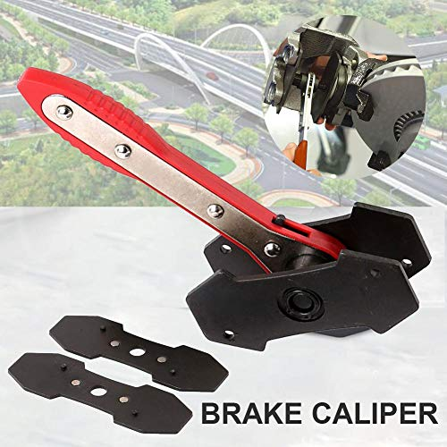 - Brake Caliper Press Twin Quad Separator Pad Install Tool Car Ratchet Brake Piston Caliper Spreader Tool Brake Caliper Rewind Tools