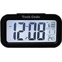 Newin Star Alarma Digital Forma del Reloj del