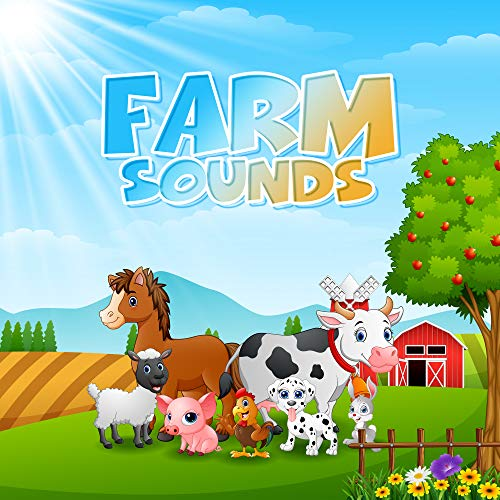 Farm Sounds - Sounds of Farm Animals and Domestic Animals for Learning and Playing for Children