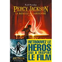 La Bataille du labyrinthe : Percy Jackson tome 4 (Percy Jackson & the Olympians) (French Edition)