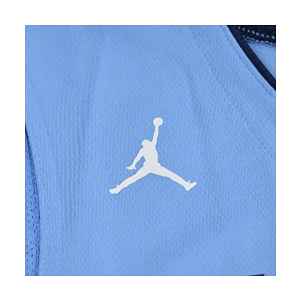 2c2fa72eaa6 NIKE Jordan Big Boys' (Youth) UNC North Carolina Tar Heels Replica ...