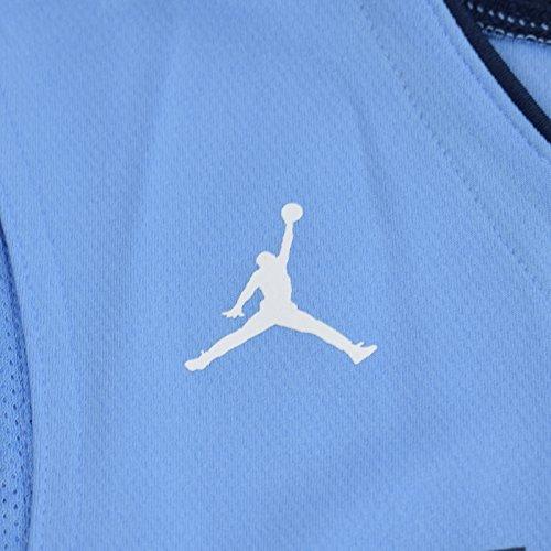 innovative design 2c7f3 981d9 Jordan Big Boys' UNC North Carolina Tar Heels Replica Jersey Michael Jordan  #23 (Large, Blue/White)