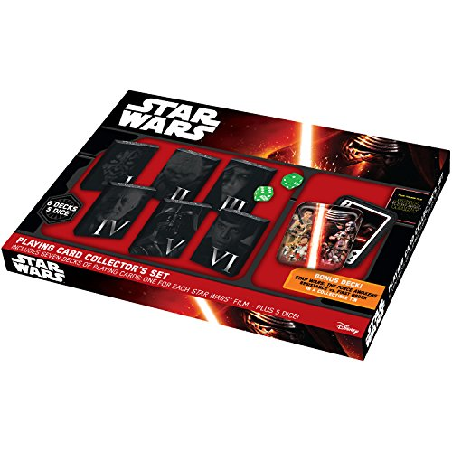 Star Wars Playing Card Collector