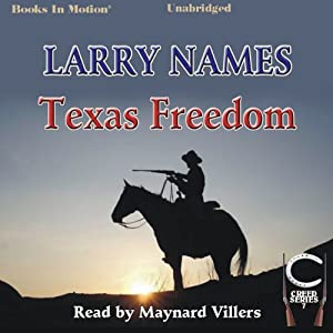 Texas Freedom Audiobook
