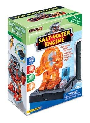 Tedco Toys 38834 Salt-Water Engine Connex Kit ()