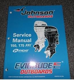 service manual evinrude 150 hp ficht browse manual guides u2022 rh trufflefries co Online Evinrude Repair Manual Evinrude 115 HP