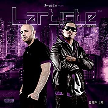 album lartiste rap 1.9