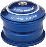 Chris King InSet 1 Headset 1 1/8''-30mm Tapered Steer Blue
