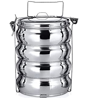 Amazon com: Zebra Stainless Steel Food Carrier: Sports & Outdoors