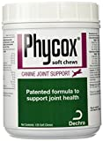 PhyCox One Canine Joint Support Soft Chews, 120 Count