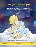 Sov gott, lilla vargen - Nuku hyvin, pieni susi  Tvåspråkig barnbok (svenska - finska) (www childrens-books-bilingual com) (Swedish Edition)