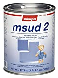 Milupa MSUD 2 500g Can, Powder Part No. 659351 Qty 1