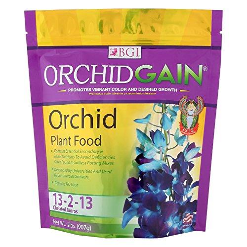 ORCHIDGAIN 2lb Bag Orchid Fertilizer product image