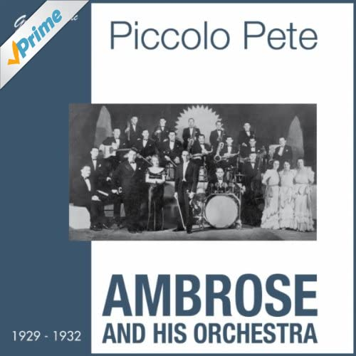 Amazon.com: Little By Little: Ambrose & His Orchestra: MP3