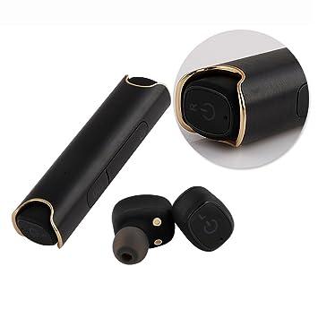 Auriculares inalámbricos con caja de carga / banco de energía USB, HEIMDALL Los más nuevos