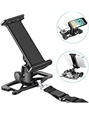 Neewer for DJI Mavic Pro 4-12 Inch Tablet Mobile Phone Holder, Remote Controller Stand Extender Mount for Clip Smartphone iPad Tablet Galaxy, 360 Degree Rotating (Black)