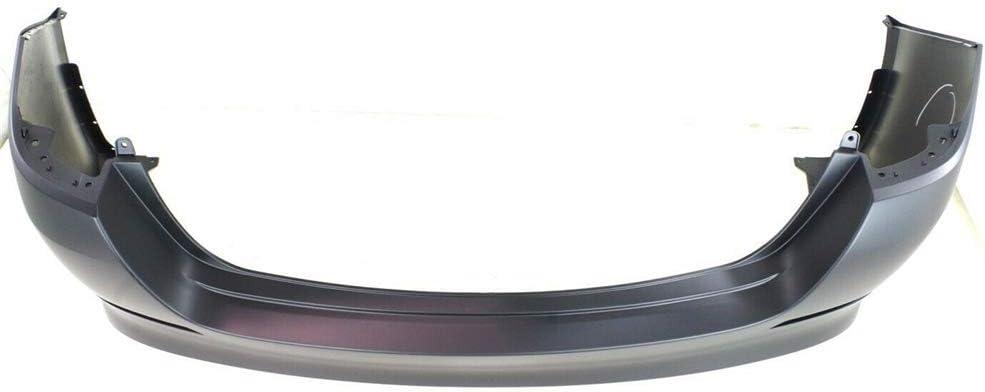labwork Rear Bumper Cover Facial KI1100180 866114C500 Replacement for 2014-2015 Kia Optima