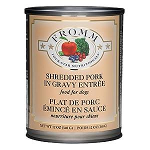Fromm Pork in Gravy 12/12oz cans 62