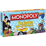 Monopoly Beatles Yellow Submarine Board Game