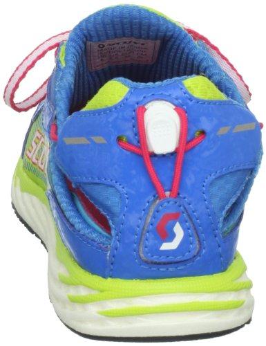 Scott Löpande Kvinna T2 Pro Evolution Löparskor Grön / Blå