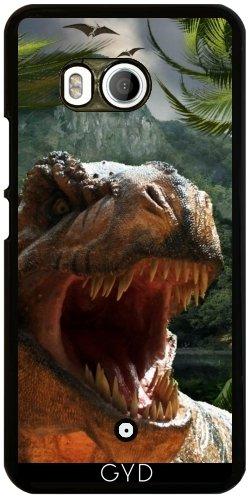 Funda para Htc U11 - Dinosaurios Fantasía by WonderfulDreamPicture