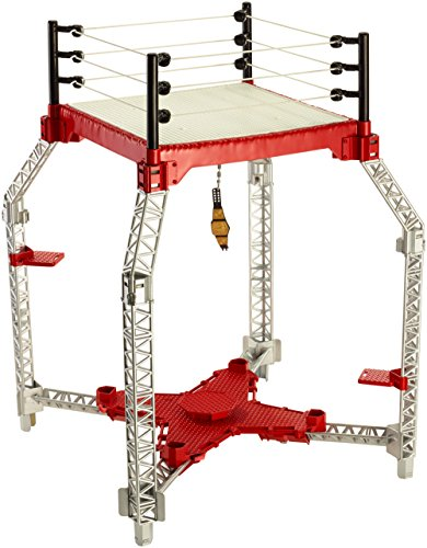 WWE Create a Superstar Ring Builder Playset by WWE