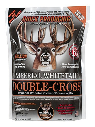 American Whitetail Imperial Double - Cross Feed Mix, 4 (Imperial Double Cross)