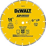 DEWALT 14-Inch Wet or Dry Segmented Diamond Circular Saw Blade