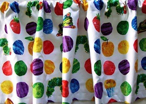 - Valance Hungry Caterpillar Custom Made Classroom Nursery Kids Room